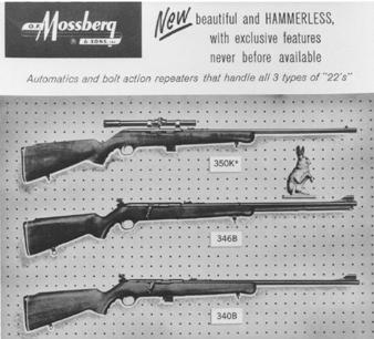 Mossberg  22 Rifle Parts